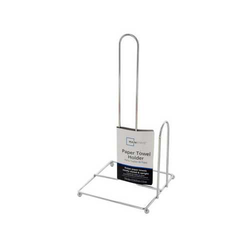 Chrome Finish Paper Towel Holder ( Case of 12 )