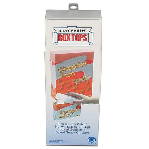 stay fresh cracker box top fits 65x2375 ( Case of 24 )
