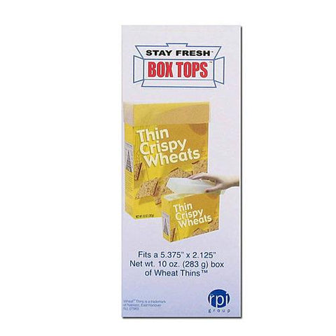 nabisco wheat thins box top ( Case of 24 )