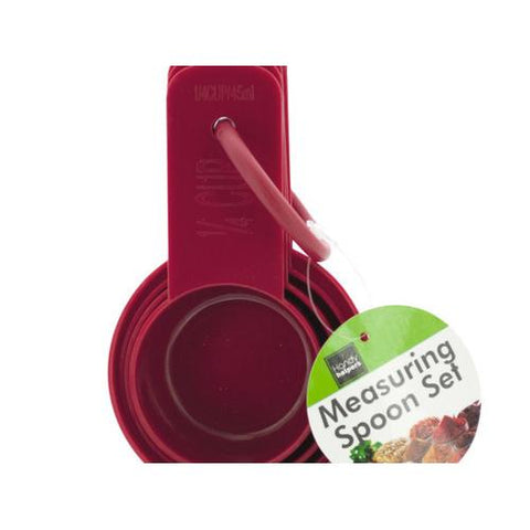 Measuring Cup Set with Ring ( Case of 72 )