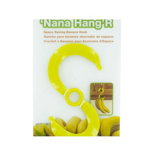 'Nana Hang'R Space Saving Banana Hook ( Case of 72 )