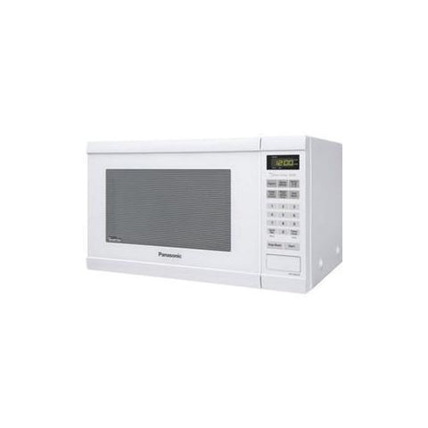1.2cf Microwave Family White