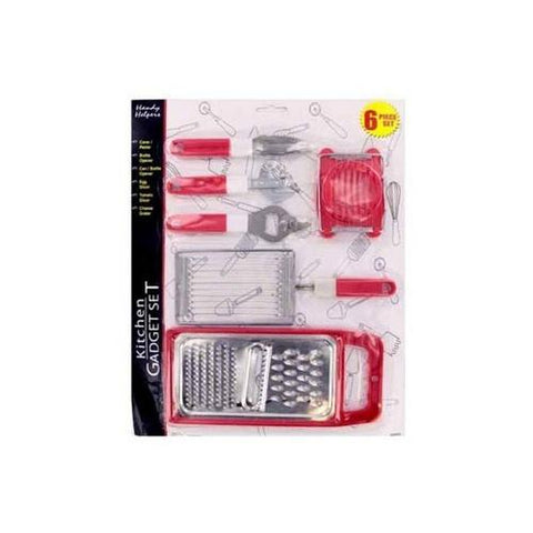 Kitchen gadget set ( Case of 6 )