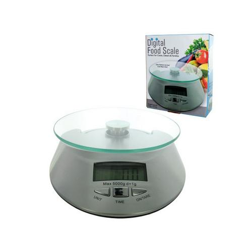 Digital Kitchen Scale ( Case of 3 )
