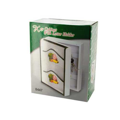 Vegetable Key Cabinet with Letter Holder ( Case of 8 )