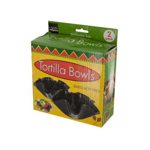 Tortilla Baking Bowls Set ( Case of 12 )