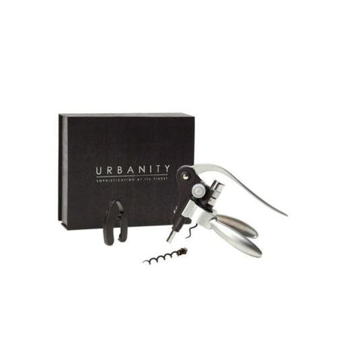 Urbanity Rabbit Wine Opener Gift Set ( Case of 6 )