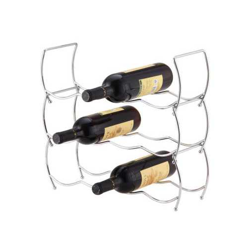 Decorative Wine Bottle Holder ( Case of 4 )