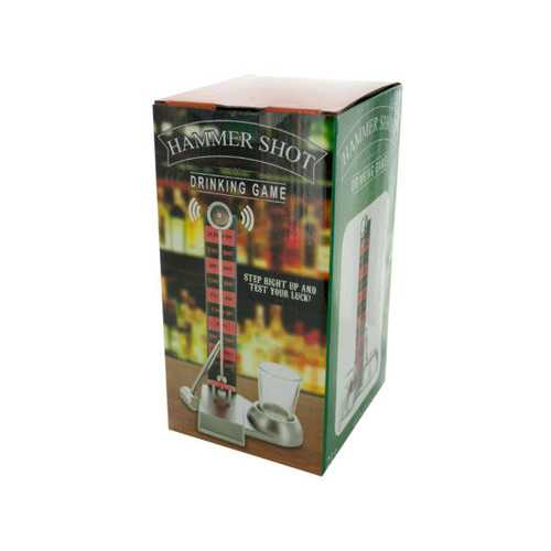 Hammer Shot Drinking Game ( Case of 2 )