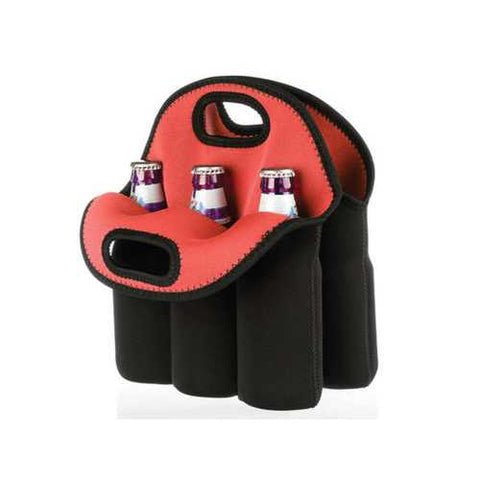 Six Pack Protective Bottle Carrier ( Case of 6 )