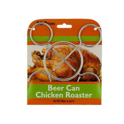 Beer Can Chicken Roaster ( Case of 12 )