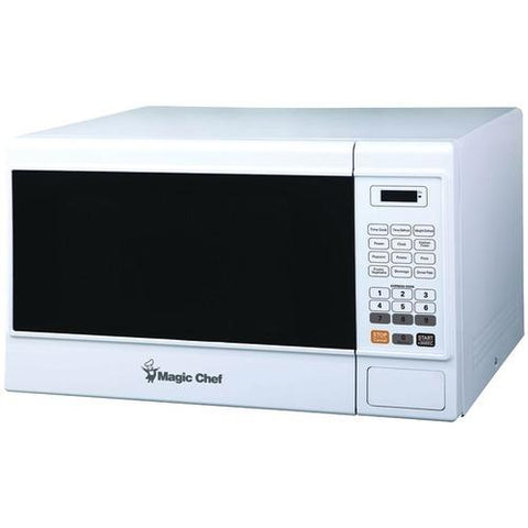 Magic Chef 1.3-cubic Ft Countertop Microwave (white) (pack of 1 Ea)