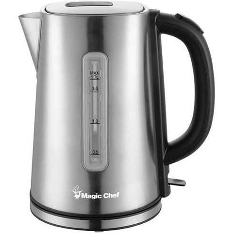 Magic Chef 1.7-liter Electric Kettle (pack of 1 Ea)