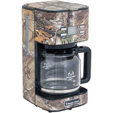 Realtree 12-cup Coffee Maker (pack of 1 Ea)
