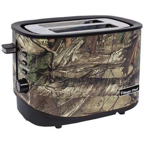 Realtree 2-slice Toaster (pack of 1 Ea)