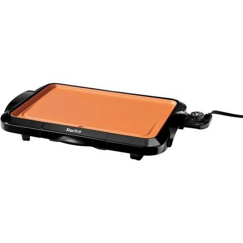 Starfrit Eco Copper Electric Griddle (pack of 1 Ea)