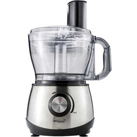 Brentwood Appliances 8-cup Food Processor (pack of 1 Ea)