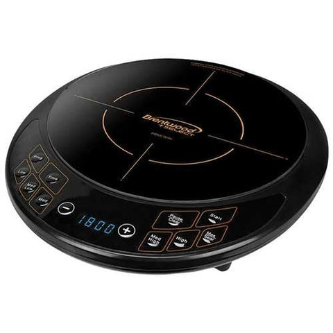 Brentwood Appliances Portable Induction Cooktop (pack of 1 Ea)