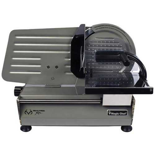 "Realtree 8.6"" Sts Blade Meat Slicer (pack of 1 Ea)"
