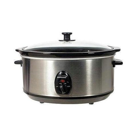 Slow Cooker Stainless 7qt