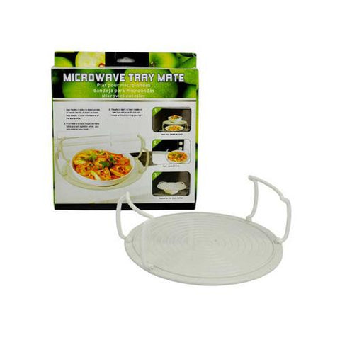 Microwave tray ( Case of 8 )