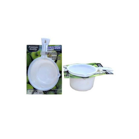 Microwave saucepans set of 2 ( Case of 8 )