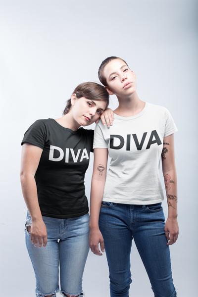 DIVA T-Shirt - Slim Fit
