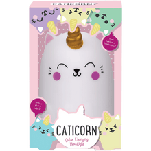 Load image into Gallery viewer, Caticorn Night Light