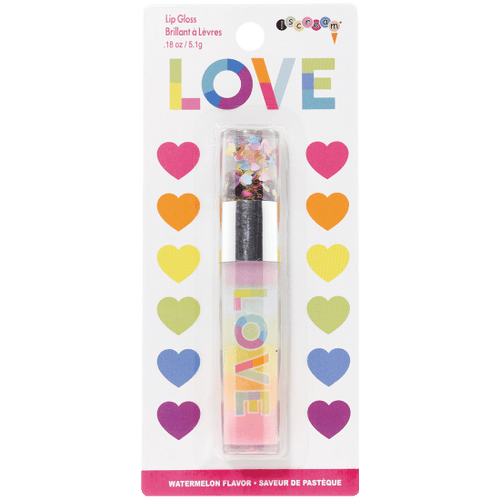 LOVE Lip Gloss Watermelon Flavor