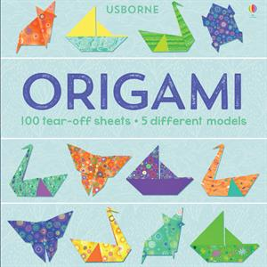 Origami Tear-off Pad