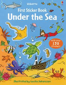 Under the Sea First Sticker Book