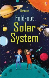 Fold-out Book: Solar System (IR)