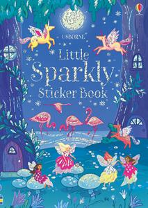 Little Sparkly Sticker Book
