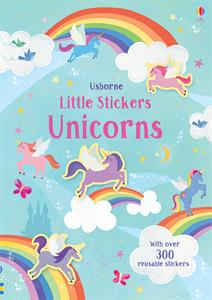 Unicorns Little Sticker Book