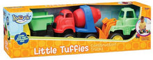 Load image into Gallery viewer, Little Tuffies Trucks