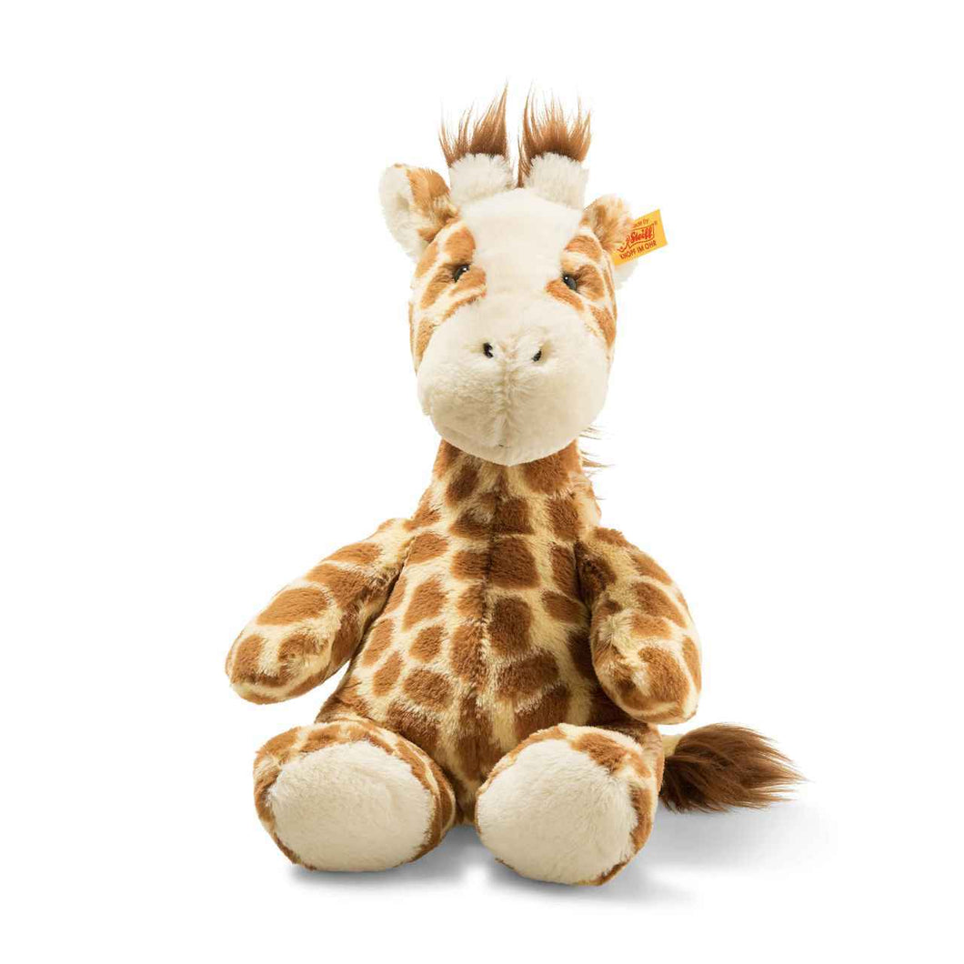 Girta Giraffe Spotted Light Brown 11 Inch