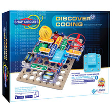 Load image into Gallery viewer, Snap Circuits Discover Coding
