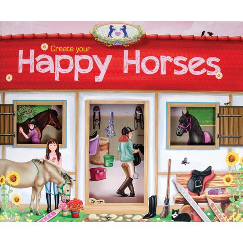 Create Happy Horses