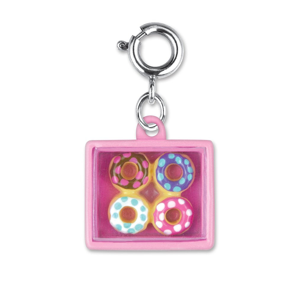 Box Of Donuts Charm