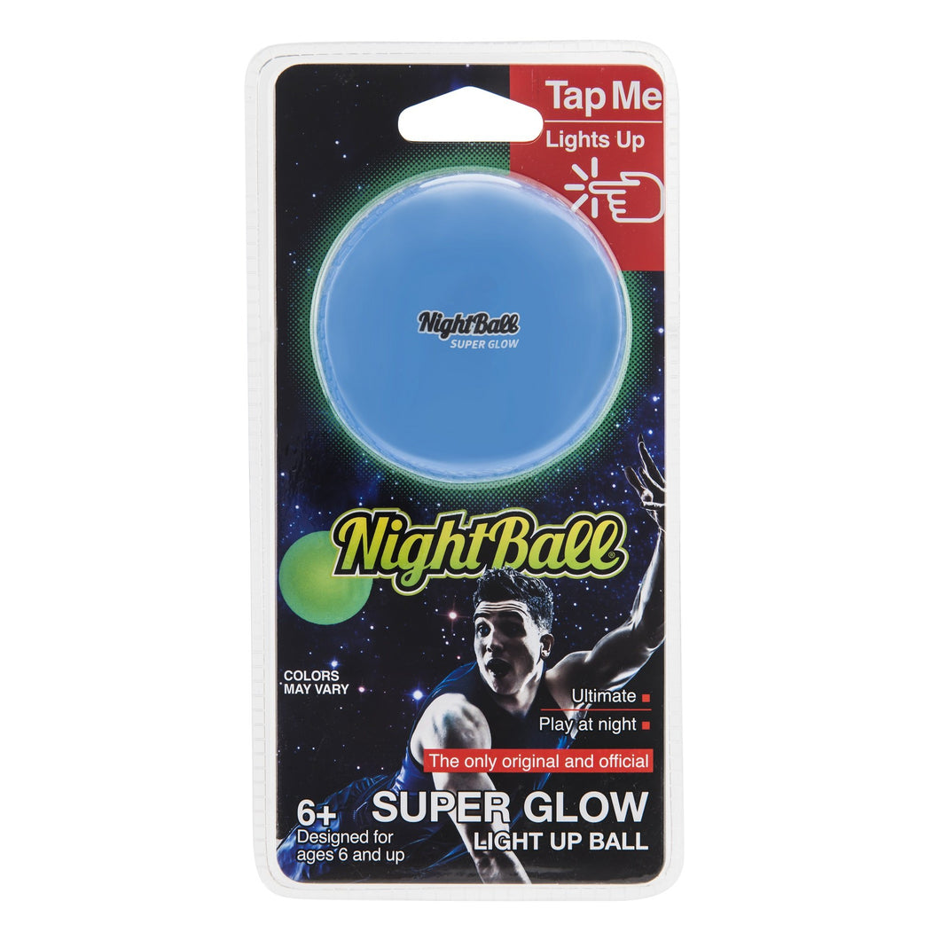 Super Glow Light Up Ball NightBall