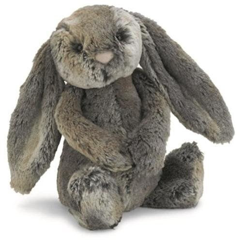 Large Bashful Woodland Bunny