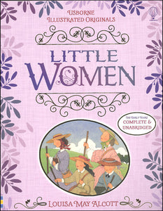 Little Women Usborne Illustrated Originals