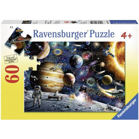 60PC Outer Space Puzzle