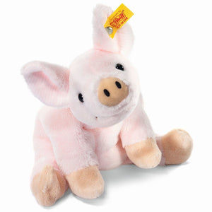 Little Floppy Sissi Pink Pig 6 Inch
