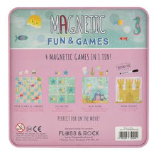 Load image into Gallery viewer, Mermaid Magnetic Fun & Games