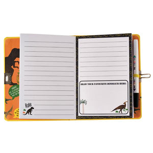 Top Secret Dinosaur Diary