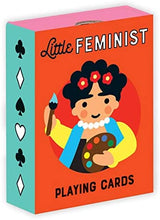 Load image into Gallery viewer, Little Feminist Playing Cards