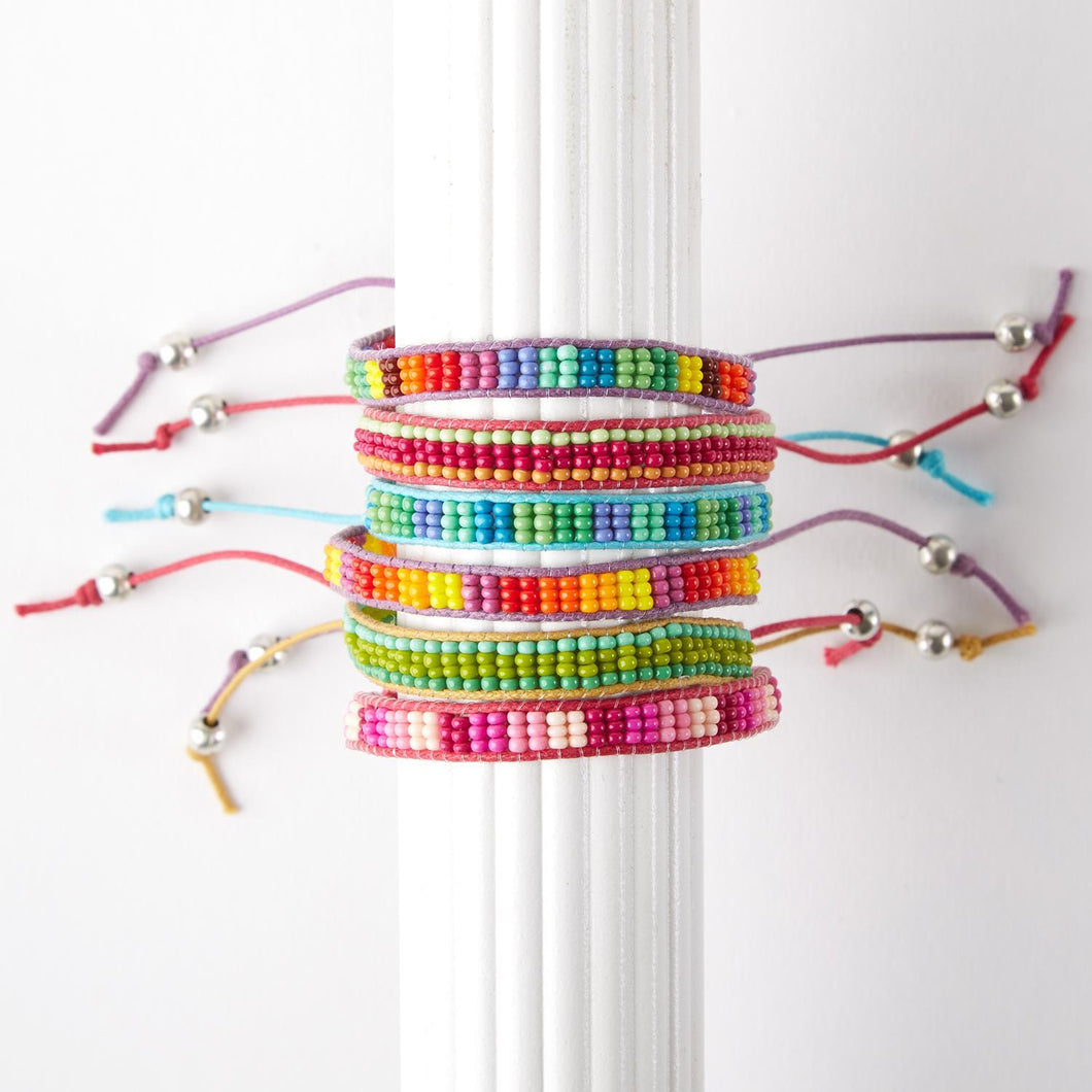 Stripes Color Bars Bracelet