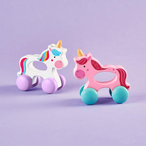 Rainbow Ride Unicorn Grasping Toy
