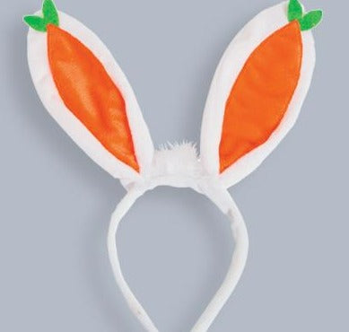 Carrot Bunny Ears Headband